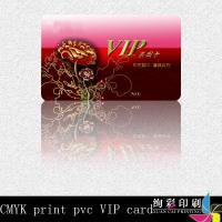 China Shop / Club VIP PVC Business Cards With Magnetic Stripe CR80 ISO on sale