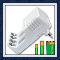 Buy cheap White Alkaline Battery Recharger Universal Rechargeable For Mobile Phone from wholesalers