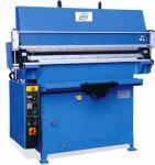 Buy cheap Hydraulic leather belt machine cutting machine leather cutting machine from wholesalers