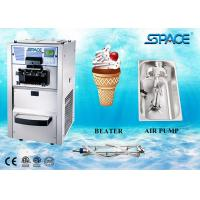Buy cheap 3 Flavor Soft Serve Commercial Ice Cream Maker , Restaurant Ice Cream Machine from wholesalers