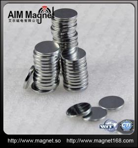 China large neodymium magnets on sale