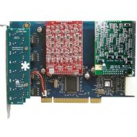 Wholesale TDM800P Asterisk Card with 4FXO&4FXS Port for Call Center from china suppliers