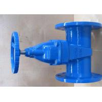 Wholesale ISO5752 Ductile Iron Valves Resilient Seated Gate Valve With EPDM / NBR Disc from china suppliers