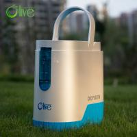 Buy cheap 99% Pure Molecular Sieve Oxygen Concentrator , Hight Efficient Portable Oxygen from wholesalers