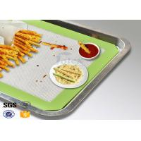 Buy cheap Durable Heat Resistance Non Stick Cookie Sheet With FDA Standard from wholesalers
