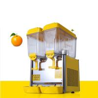 Hot Sale Cold and Hot Beverage Orange Fruit Juice Dispenser Machine Prices Manufactures