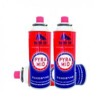 Buy cheap China korea MSDS camping gas stove refill 190g 220g 250g butane gas cartridge from wholesalers