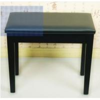 Wholesale Classic flat compact single Piano stool with cheapest price PS7 from china suppliers