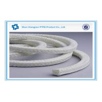 Buy cheap Asbestos Ptfe Packing , Corrosion-Resistant Tensile Fiber Cords from wholesalers