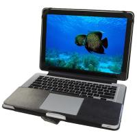 Buy cheap MacBook Pro 13 inch case +keyboard cover +screen protector  protection case from wholesalers