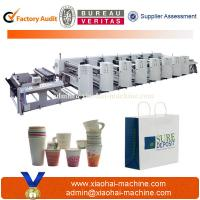 Buy cheap High Speed Flexo Paper Cup Printing Machine from wholesalers