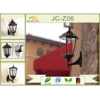 Buy cheap High Lumen Garden Wall 2.4W IP65 Manor House Landscape Lighting Solar Powered from wholesalers
