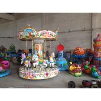 Buy cheap Custom Inflatable Amusement Equipment , inflatable christmas carousel For Park from wholesalers