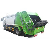 Buy cheap 6cbm - 12cbm Trash Collector Truck 9.5R17.5 Radial Tyre With Cummins Engine from wholesalers