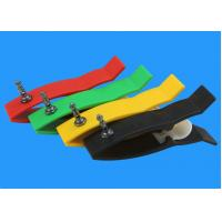 Buy cheap Multi - Function Ecg Clamp Electrodes For Banana 4.0 / Din 3.0 / Clip / Snap from wholesalers