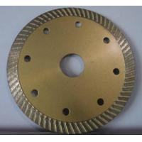 Buy cheap Turbo Diamond Saw Blade specialized for ceramic from wholesalers