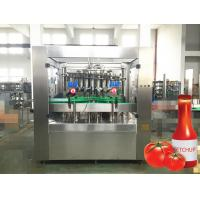 Buy cheap Ketchup Automatic Liquid Filling Machine from wholesalers