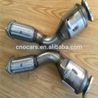 Wholesale Front Ceramic Honeycomb Car Catalytic Converter Price for Cayenne 95511302101 955113022AX 95511302201 from china suppliers