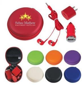 China Freeuni Earphone Travel Kit packaging +car charger+travel charger Universal travel charger on sale