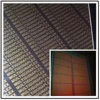 Buy cheap linyi favorable price wbp finger joint shuttering plywood/wbp plywood with 12mm 15mm 18mm from wholesalers
