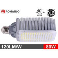 IP65 9600lm Led Street Light Bulbs , Led Retrofit Kit For 250W Mh Hid Fixtures Manufactures