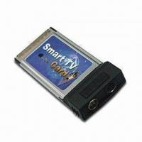 Buy cheap TV Tuner Card, Supports Video/Audio Input Connector for Video Camera, VCRs and Camcorders from wholesalers
