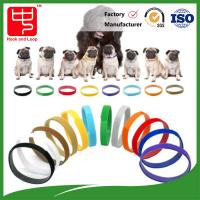 Buy cheap Heavy Duty Reusable Hook And Loop Cable Ties Roll For Fabric Silk Printing Logo from wholesalers