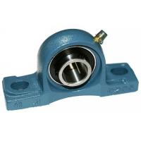 Buy cheap Long life Agriculture Close Gcr15 Pillow Blocks Bearings with Cast iron housing 90 mm bore  from wholesalers