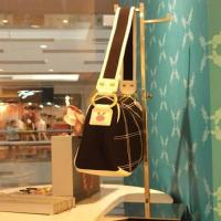 Wholesale Accessories display-GCAD-02 2-pc countertop handbag stand from china suppliers
