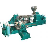Buy cheap Wood-plastic Composite Granulator Production Line from wholesalers