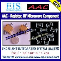 China Distributor of AAC all series components - Resistors, RF MICROWAVE COMPONENTS on sale