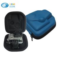 Wholesale Fashion Blue Colourful Options Eva Gopro Case Waterproof And Shockproof from china suppliers