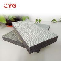 China Ductwork Insulation HVAC Insulation Foam Closed Cell Cross Linked 25-300kg/m3 Density on sale