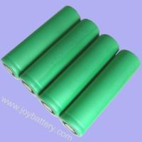 Buy cheap 18650 high discharge rate battery cells Sony 18650 US18650 Vtc3 3.7V 1600mah battery from wholesalers