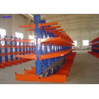 Buy cheap Bulky Items Heavy Duty Structural Cantilever Rack Steel Storage Racking from wholesalers