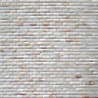 Buy cheap Freshwater Shell Bamboo Mosaic Tiles (SMF-018) from wholesalers