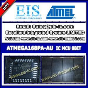 Wholesale ATMEGA168PA-AU - ATMEL - 8-bit MCU IC 16KB FLASH TQFP-32 - sales009@eis-ic.com from china suppliers