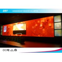 Buy cheap 1/8 scan P6 Indoor Full Color Led Screen , High Definition Led Module from wholesalers