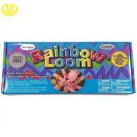 Buy cheap DIY Silicone pink Rainbow Loom Rubber Band Twist Kit for bear , flower from wholesalers