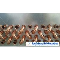 Buy cheap Water Flushing Defrost Type Unit Cooler Evaporator , Copper Tube Aluminum Fin Evaporators from wholesalers
