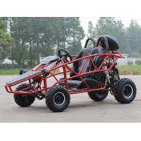 Buy cheap 110cc CDI Electirc Start Fully Auto Street Go Karts / 4 Wheel Drive Vehicles from wholesalers
