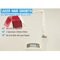 Buy cheap 650nm / 670nm Diode Laser Hair Regrowth Device For Hair Loss Treatment from wholesalers