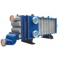 Buy cheap Energy Saving Welded Plate Heat Exchanger Compression Molding Technology from wholesalers