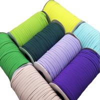 Buy cheap in-stock over 290 colors 6mm elastic band tape for notebook books with high elasticity contact WhatsApp +1 7082690275 from wholesalers