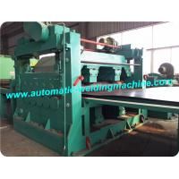 Automatic Steel Coil Cold Rolling Mill Machinery , 2 - 8mm cut to length line machine Manufactures