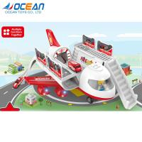 Buy cheap Multifunctional storage 2ch plastic kids electric toy rc plane with light music from wholesalers