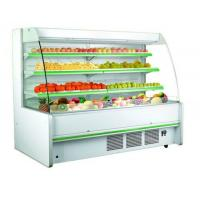Buy cheap Three Shelves Cooler Multideck Open Display Refrigerator R404 / R22 Refrigerant from wholesalers