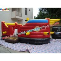 Buy cheap Custom Design Small Pirate Jumping Castles, Commercial Bouncy Castles for product