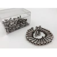 Buy cheap Titanium Alloy Non Standard Fasteners For Medical Equipment / Automotive from wholesalers