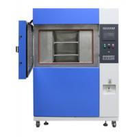 Buy cheap 216L Refrigeration System Simulation Cold And Thermal Shock Environmental Test Chamber With Temi Controller from wholesalers